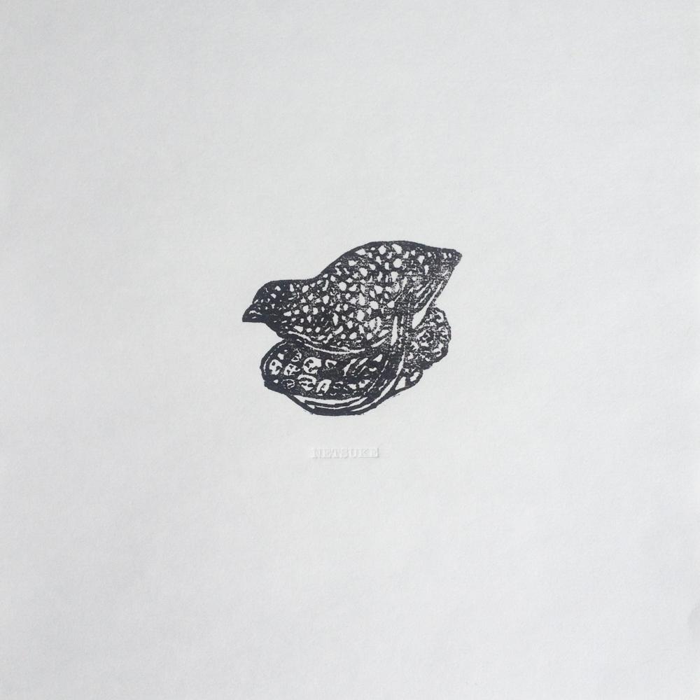Netsuke - Quail