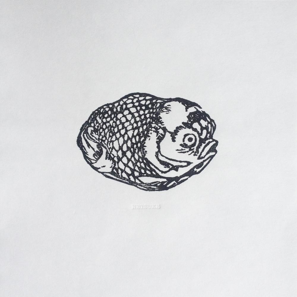 Netsuke - Goldfish