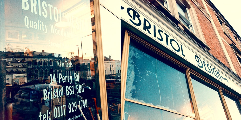 Bristol Design, 14 Perry Rd, Bristol.