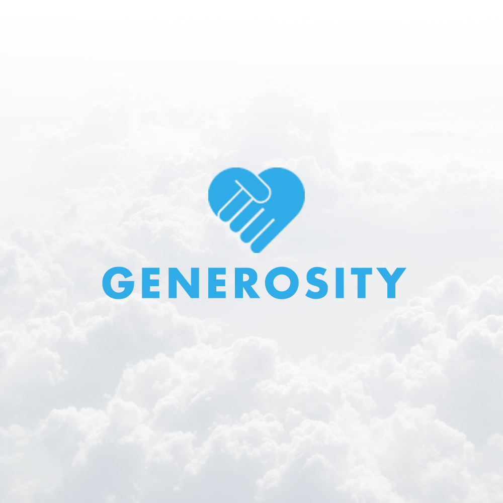 Study after study concludes that generous people are happier. You can be generous with your time, money, resources, connects...etc. An attitude of generosity fosters: humbleness, selflessness, contentment, good health, and strong relationships.