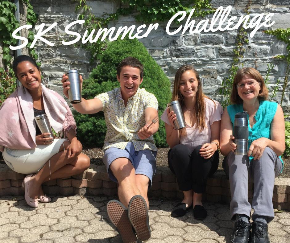 THE SK SUMMER CHALLENGE