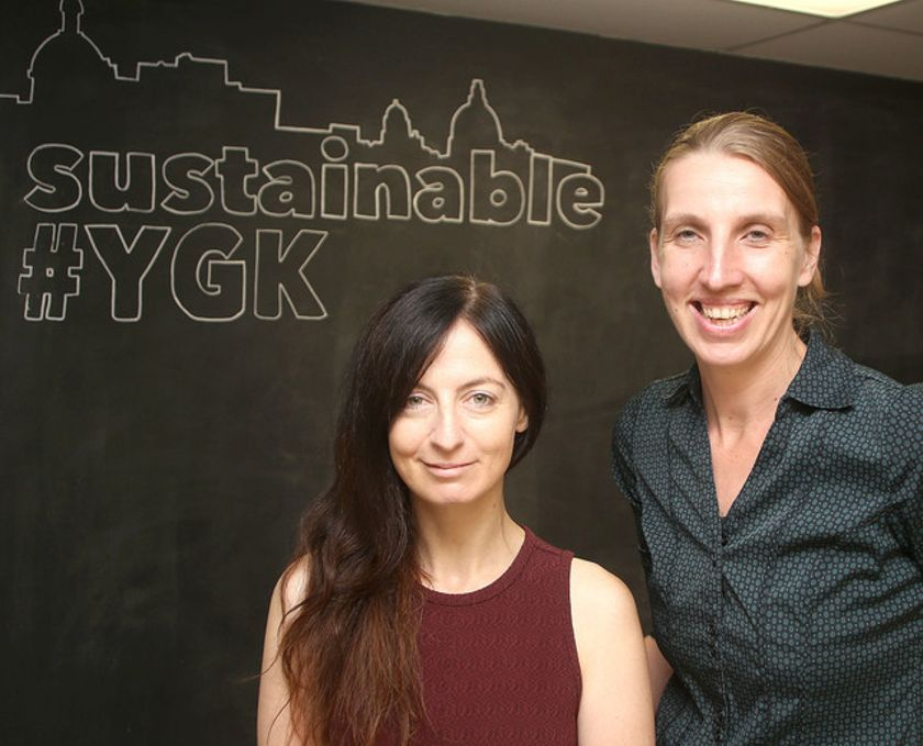 Sustainable Kingston Grows into New Space