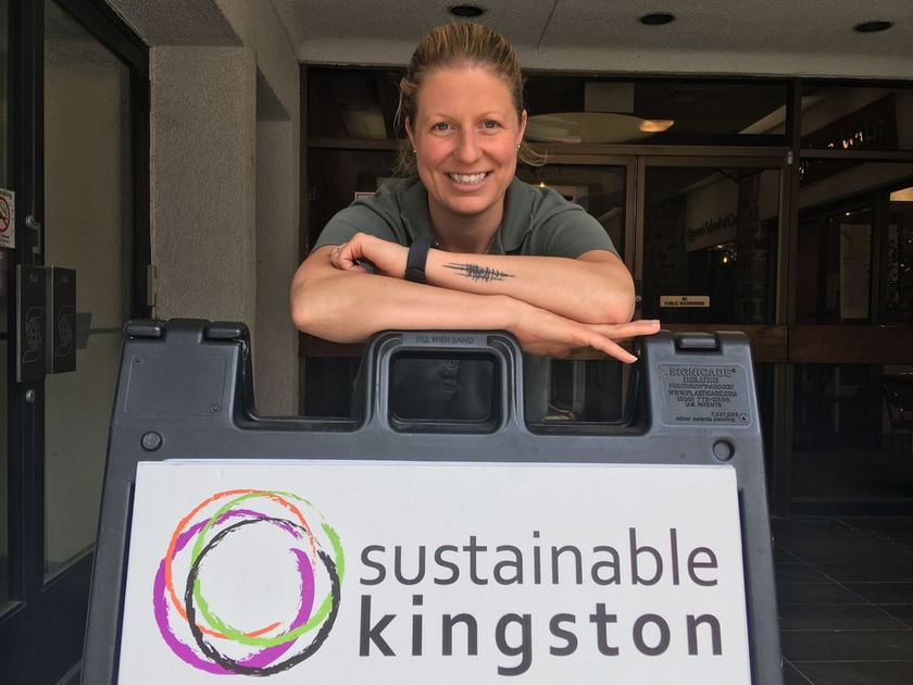 Challenge Aims to Reduce Single-Use Plastics in Kingston