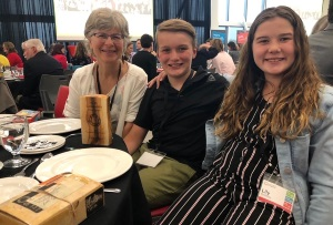 Students Win Youth Sustainability Champion Award