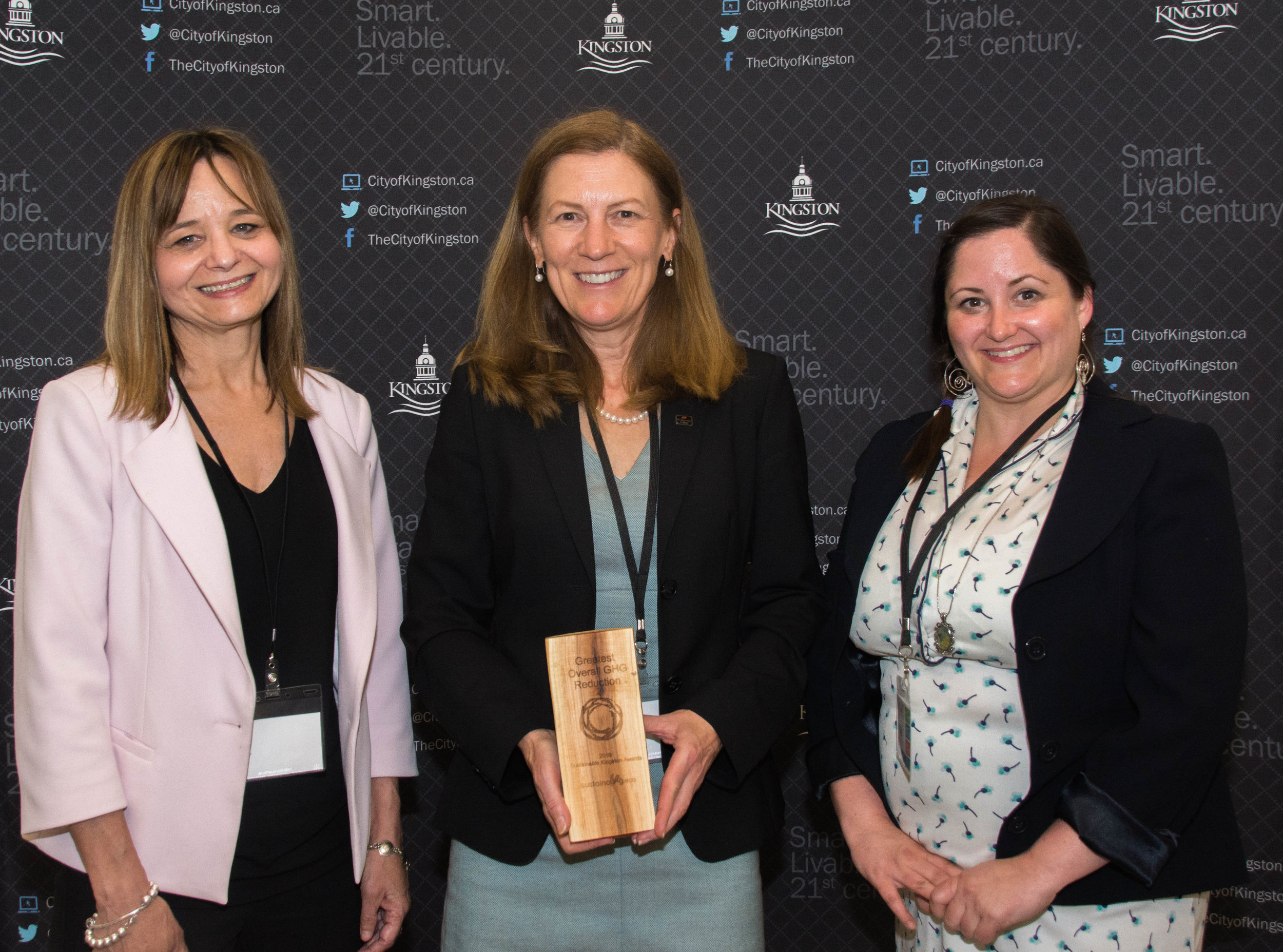 St. Lawrence College Wins Sustainability Award