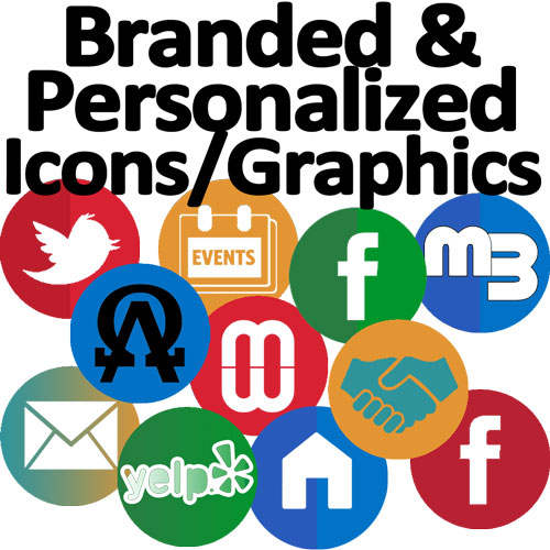 Branding, Graphics, & Icons
