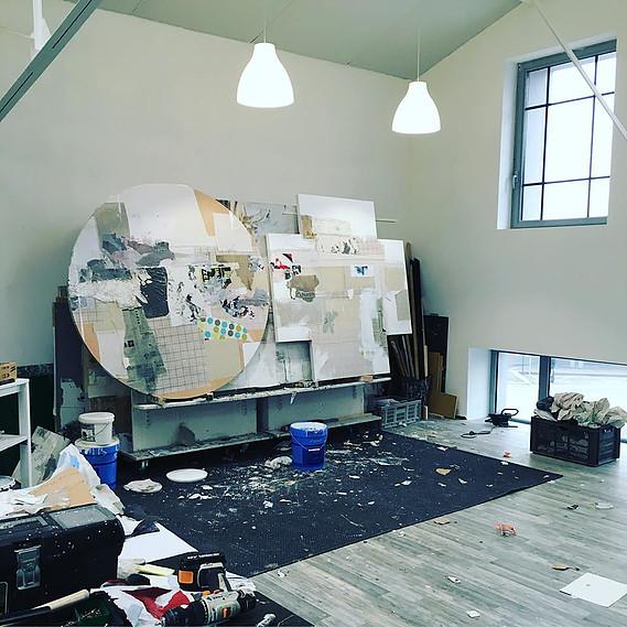 Kahn gallery WATIN studio view 1