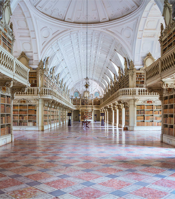 Palácio Nacional de Mafra I. Portugal (2016)