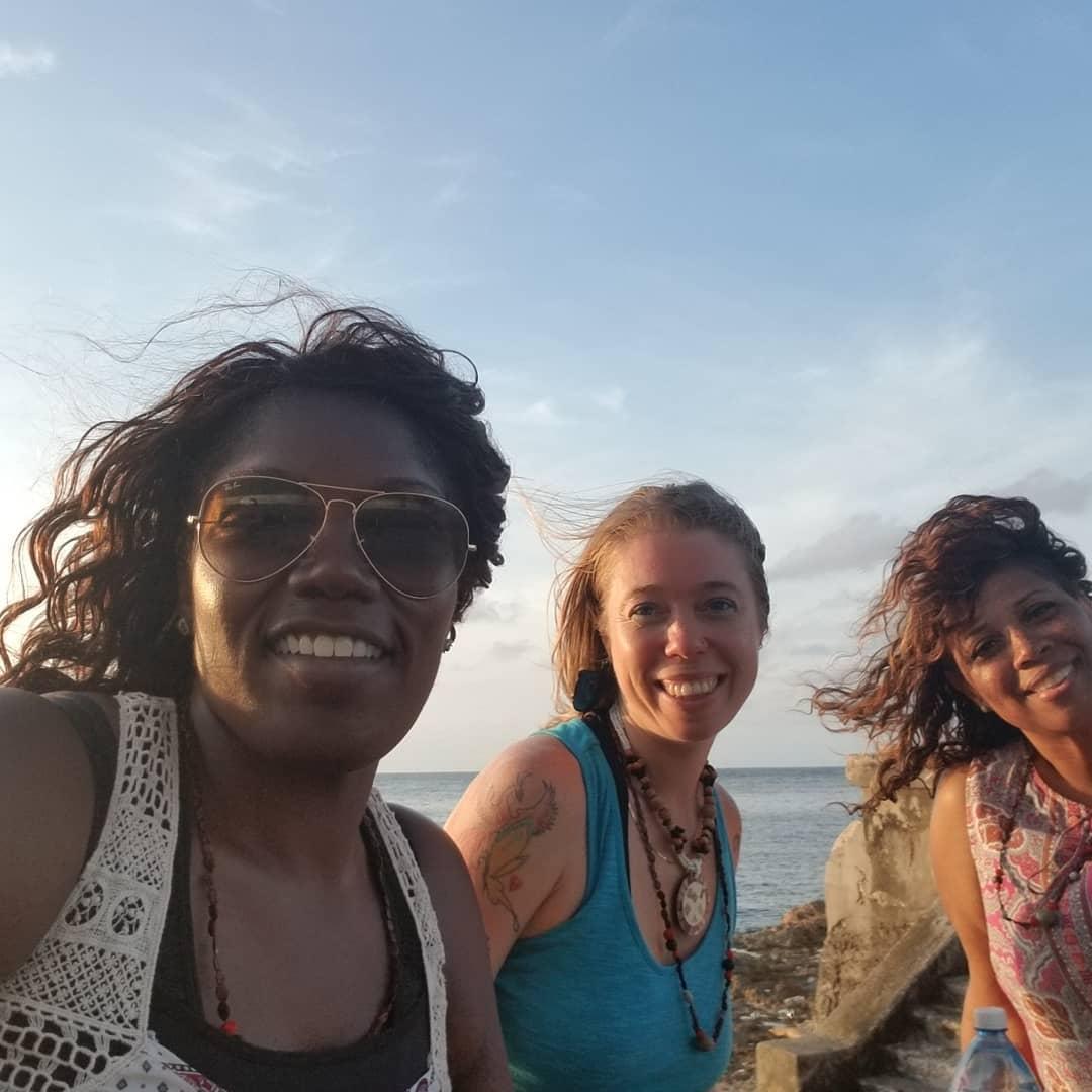 On the Malecón, Havana -