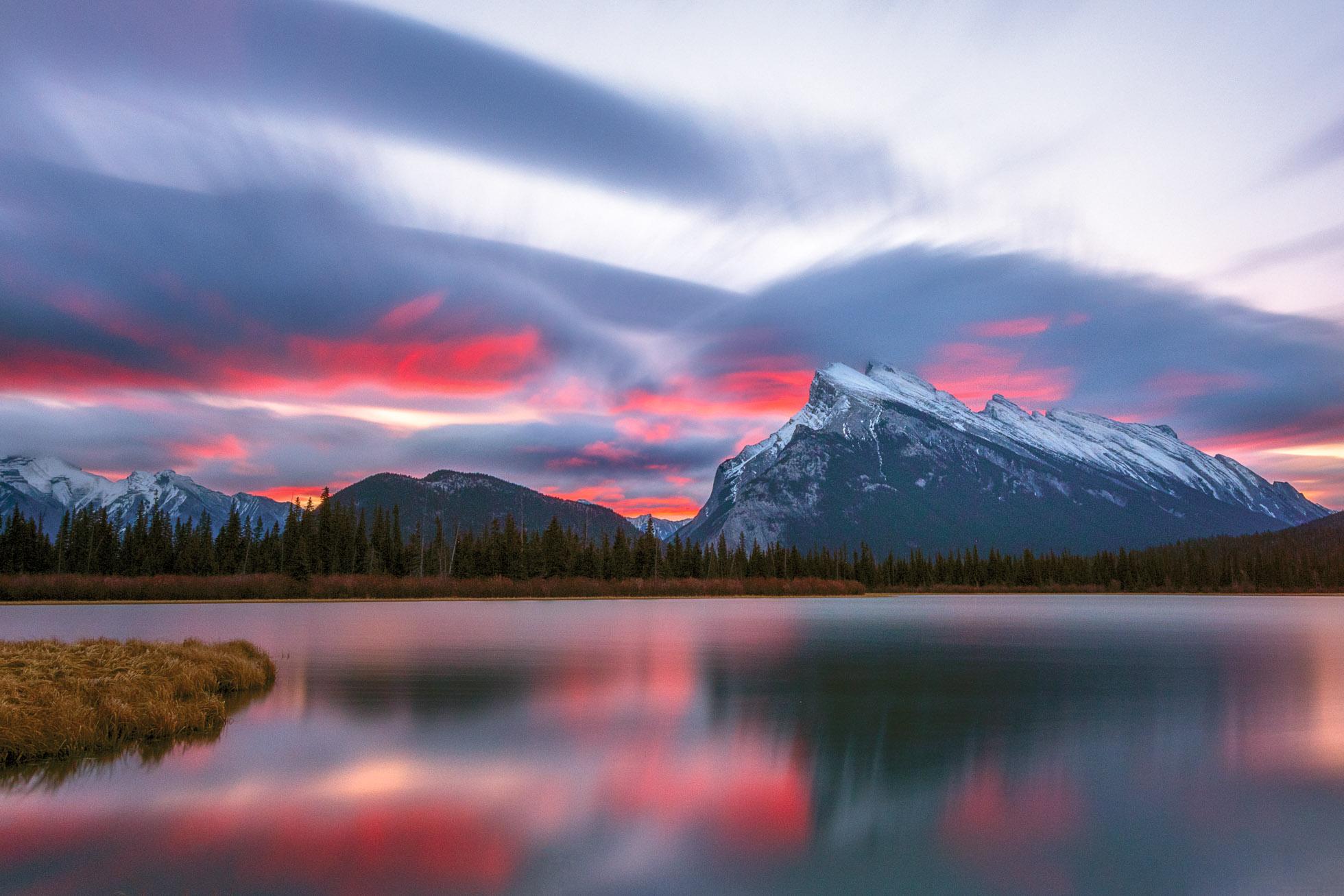 Sunrise at Lake Vermilion