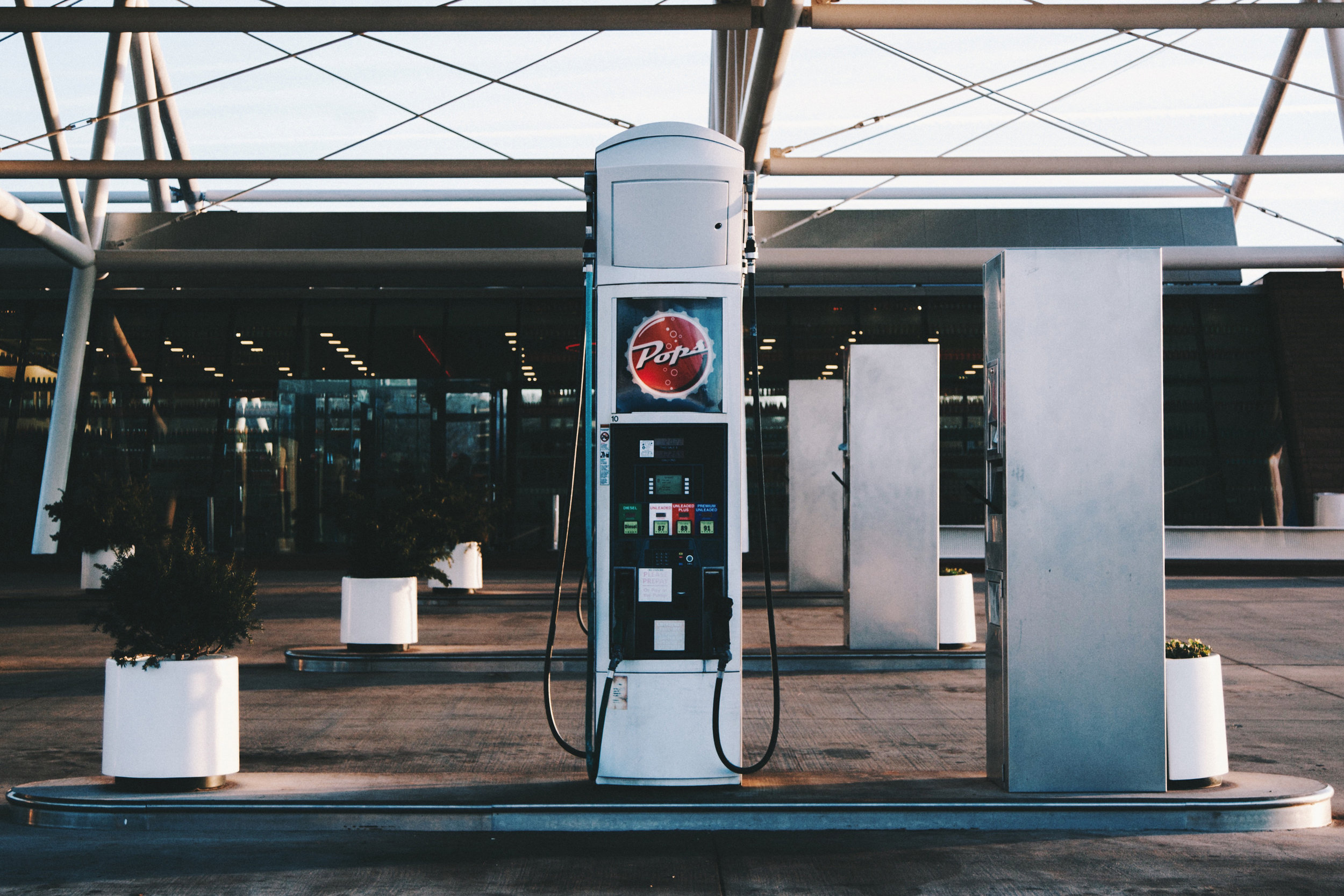 Gas Station & Mini Mart -