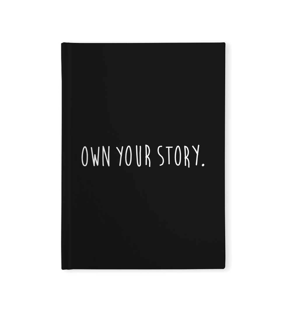 Own Your Story Journal - $22