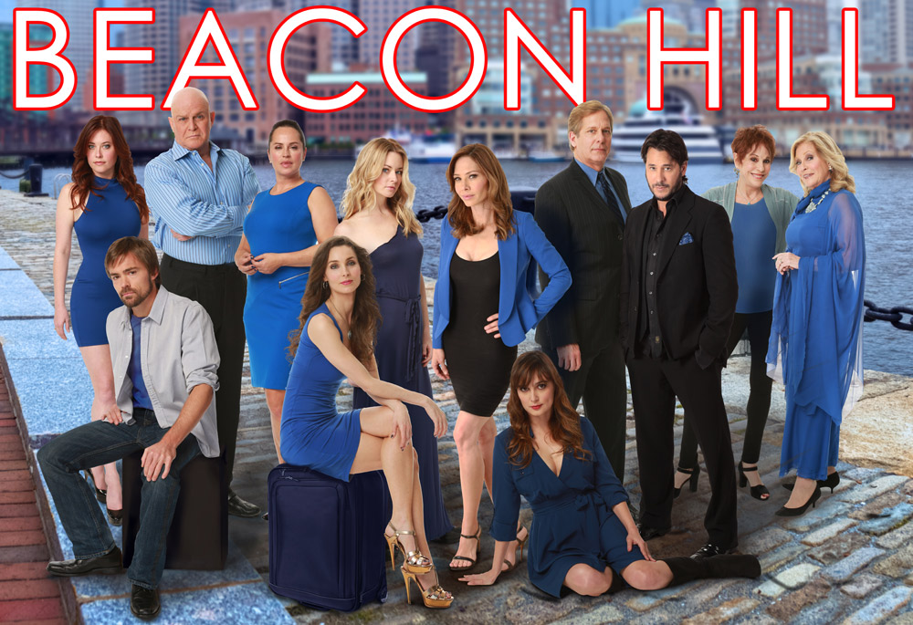 Nominated in 3 Daytime Emmy categories and the winner of an Independent Series Award, Beacon Hill is a soap opera web series that premiered on March 5, 2014 at Beaconhilltheseries.com. Created by Linda Hill and Jessica Hill and executive produced by Crystal Chappell, it stars Alicia Minshew and Sarah Brown as ex-lovers caught up in political and family drama in the affluent Boston neighborhood of Beacon Hill