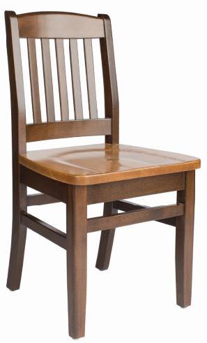 Side - Wood Seat
