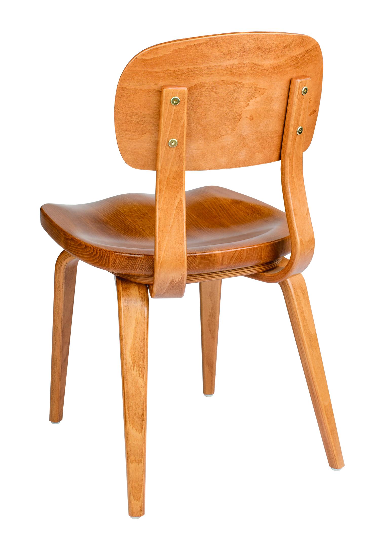 Kristi chair, 232-OAK Black vinyl (back).jpg
