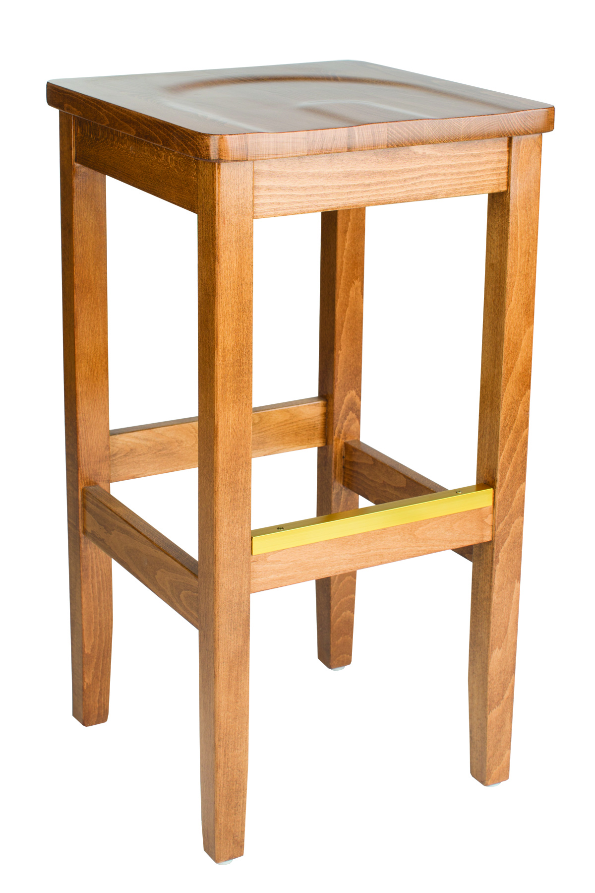 Backless - Wood Seat