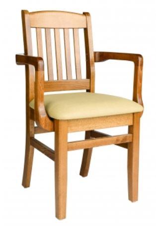 Arm - Padded Seat