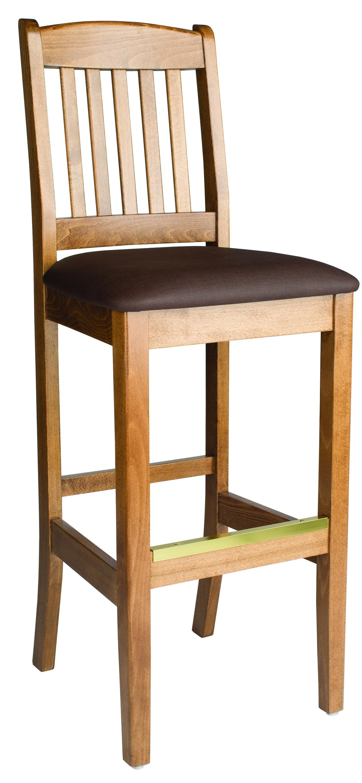 Barstool - Padded Seat