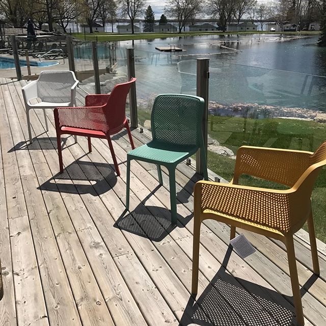 MR. SUN! Bless my pale Canadian skin. Good to see ya. Patio season is around the corner, let us help you with a little furniture refresh! Contact us today for product information and pricing. We carry something for all budgets! Shipping across North America. #patioseason #vitamind