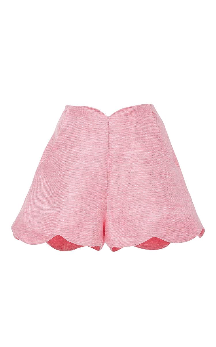 large_paper-london-pink-pink-scalloped-high-waist-shorts.jpg