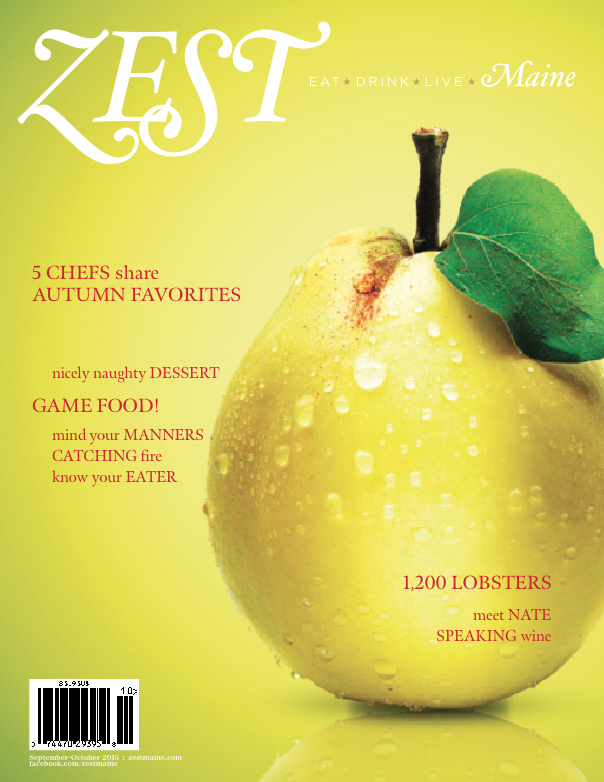 Zest Magazine - covers The KISMET Foundation