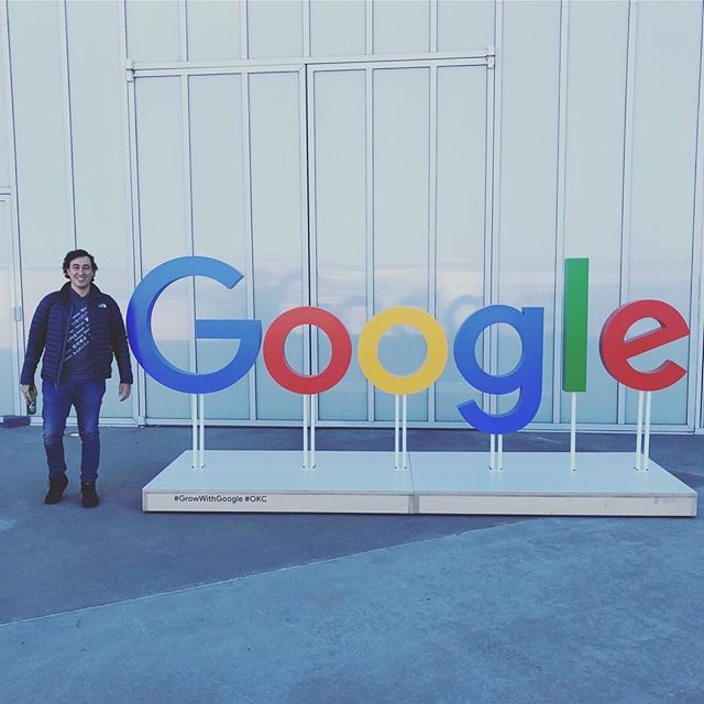 At the #GrowWithGoogle conference in #okc
