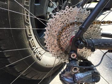 The case of the vanishing brake rotor.
