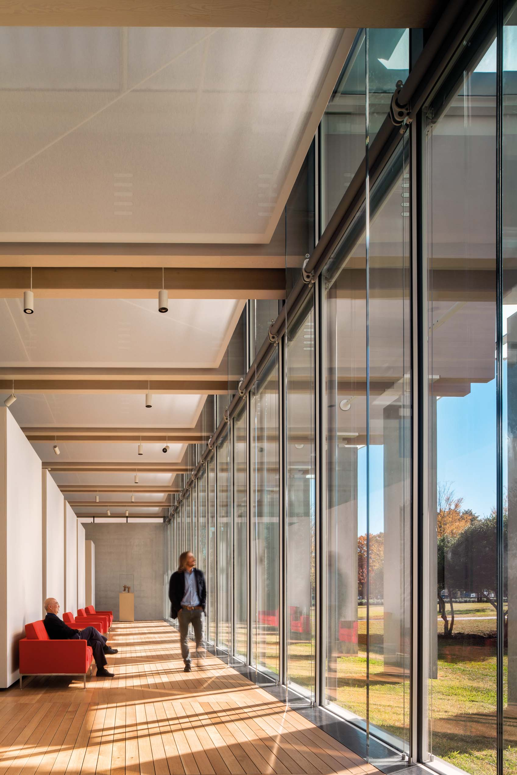 Renzo Piano Building Workshop • Eisenman Architects