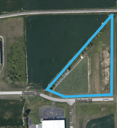 4509 Parkway Road 8.1 Acres Contact:  Sommer Vriezelaar    419-693-9999 svriezelaar@oregonohio.org