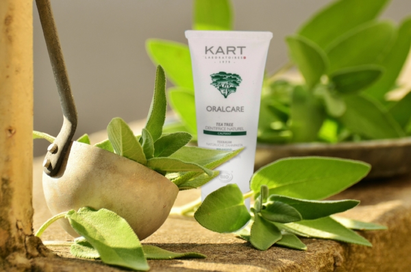 KART Tea tree toothpaste