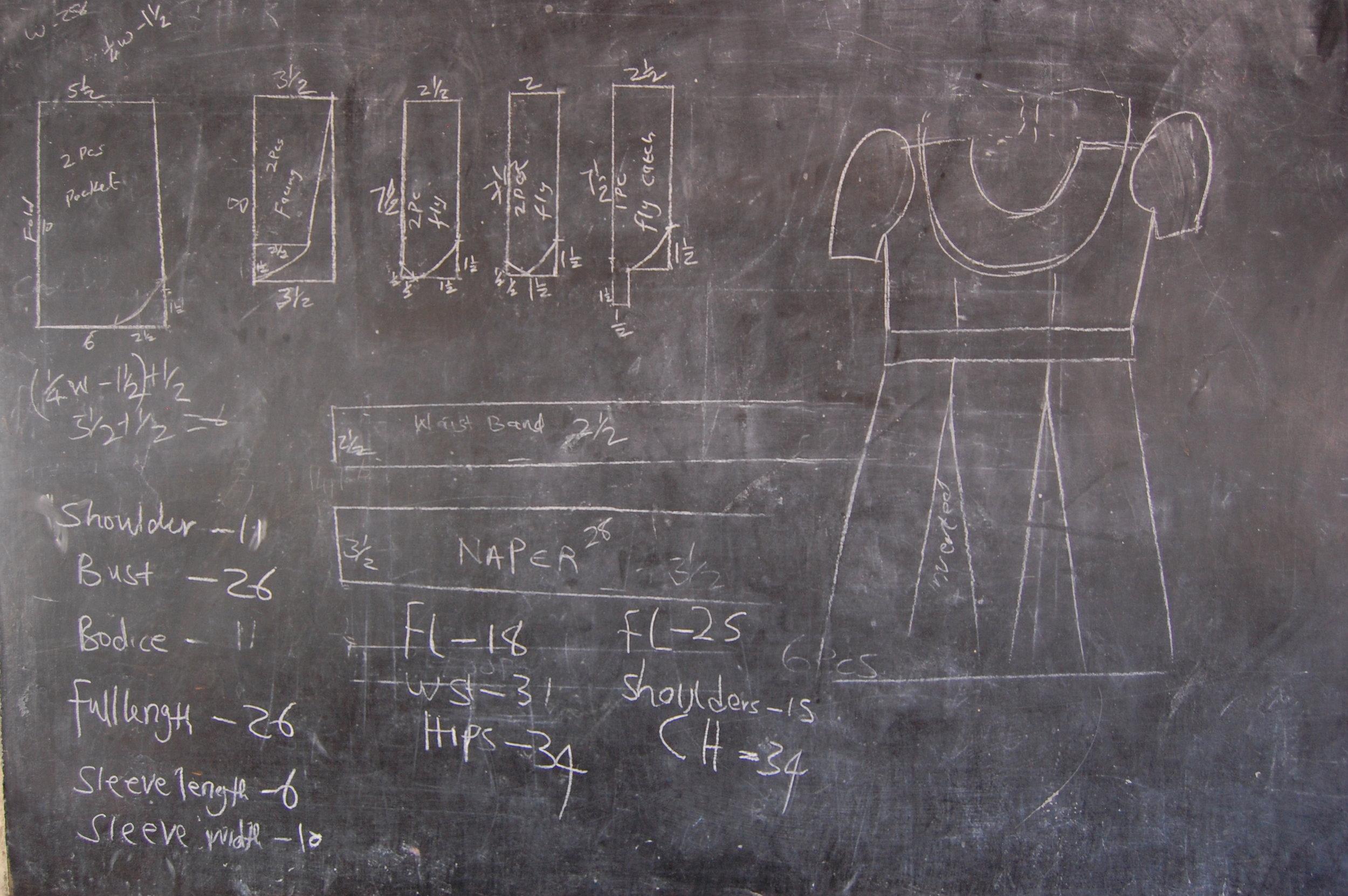 chalkboard instructions.JPG