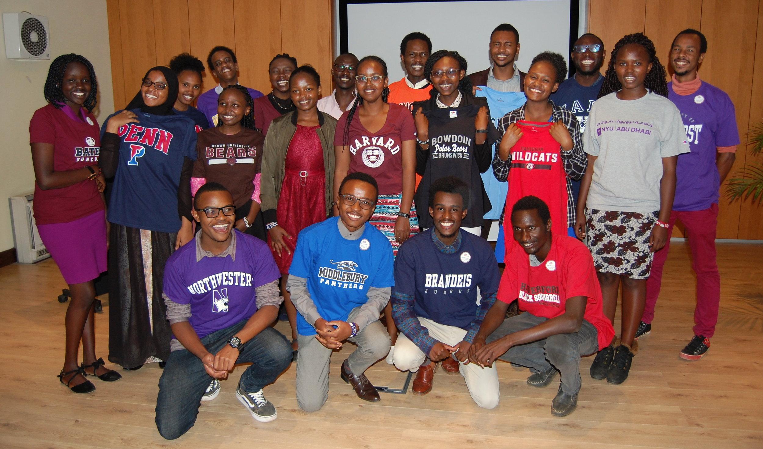 Cross World Africa— KenSAP Panel