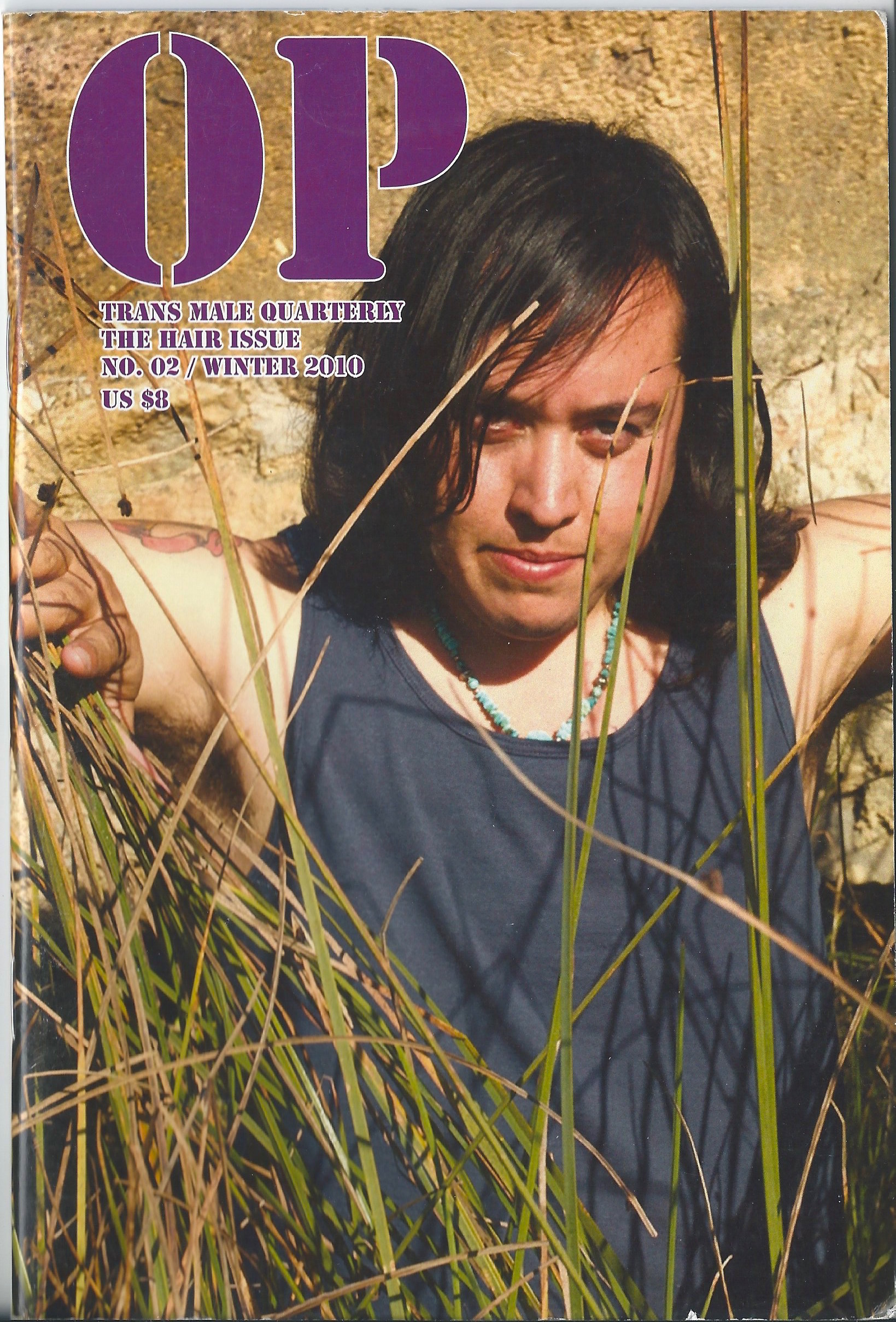 OP #2, Photographed by Amos Mac