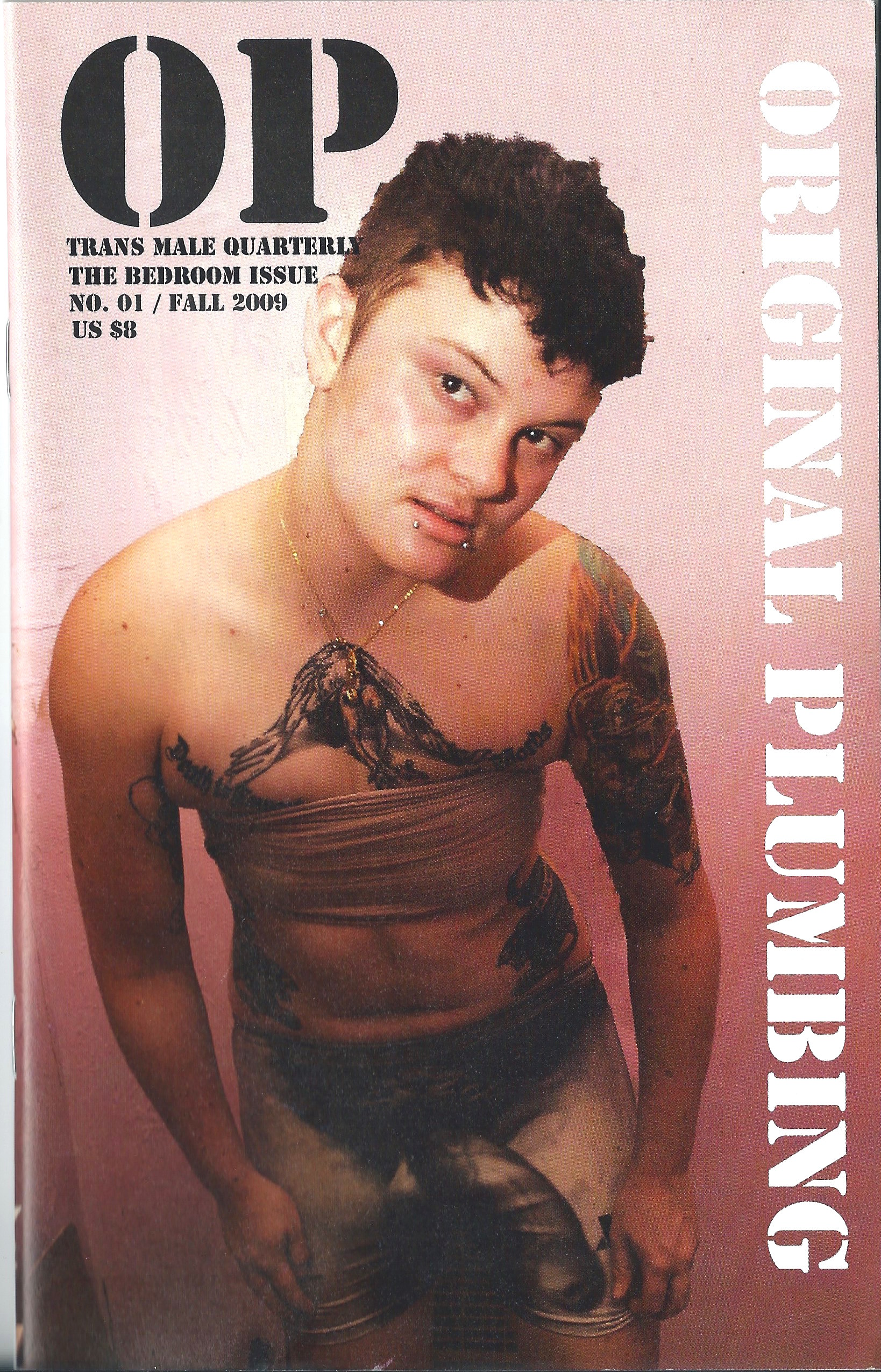 OP #1, Photographed by Amos Mac