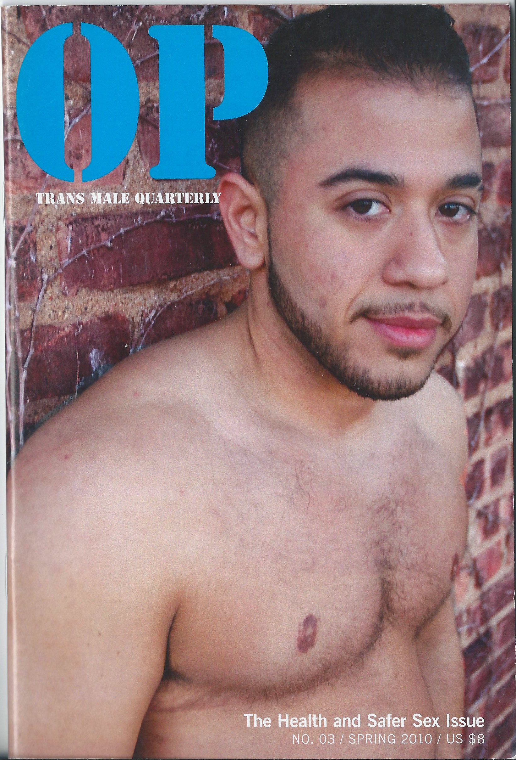 OP #3, Photographed by Amos Mac