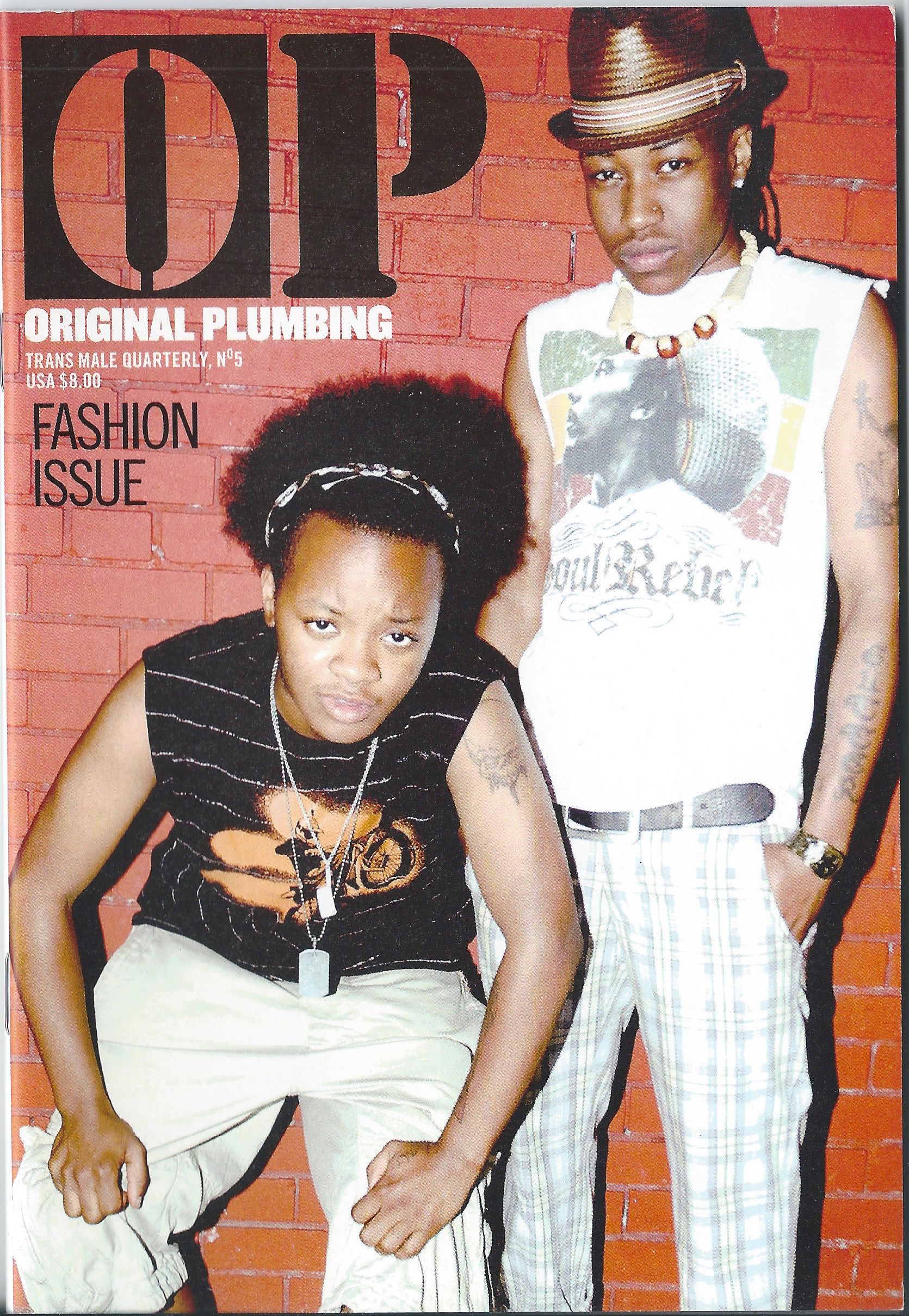 OP #5, Photographed by Amos Mac