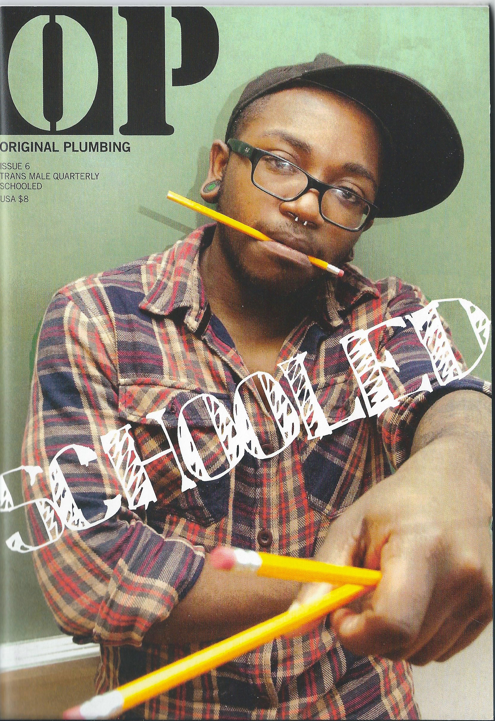 OP #6, Photographed by Amos Mac