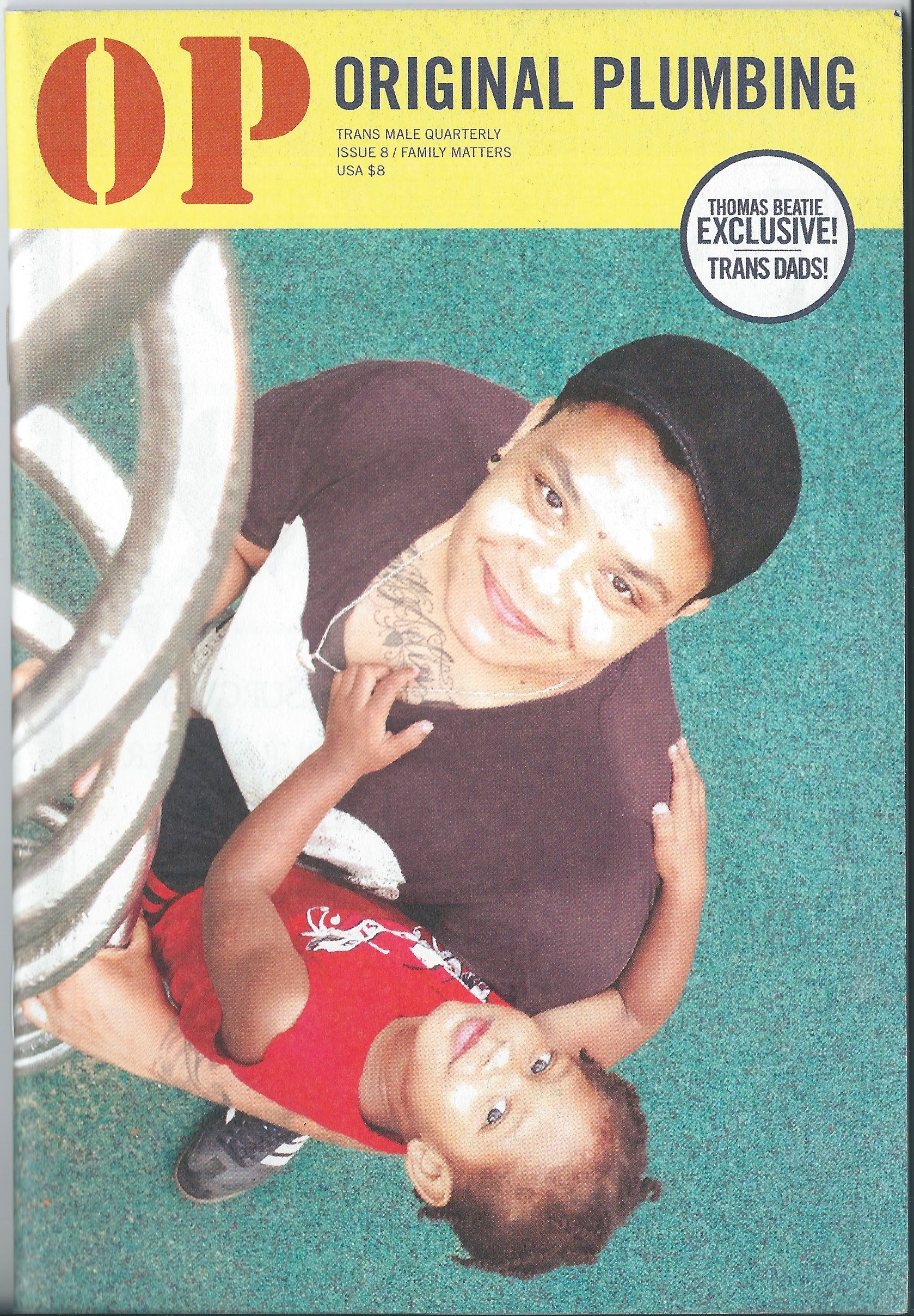 OP #8, Photographed by Amos Mac
