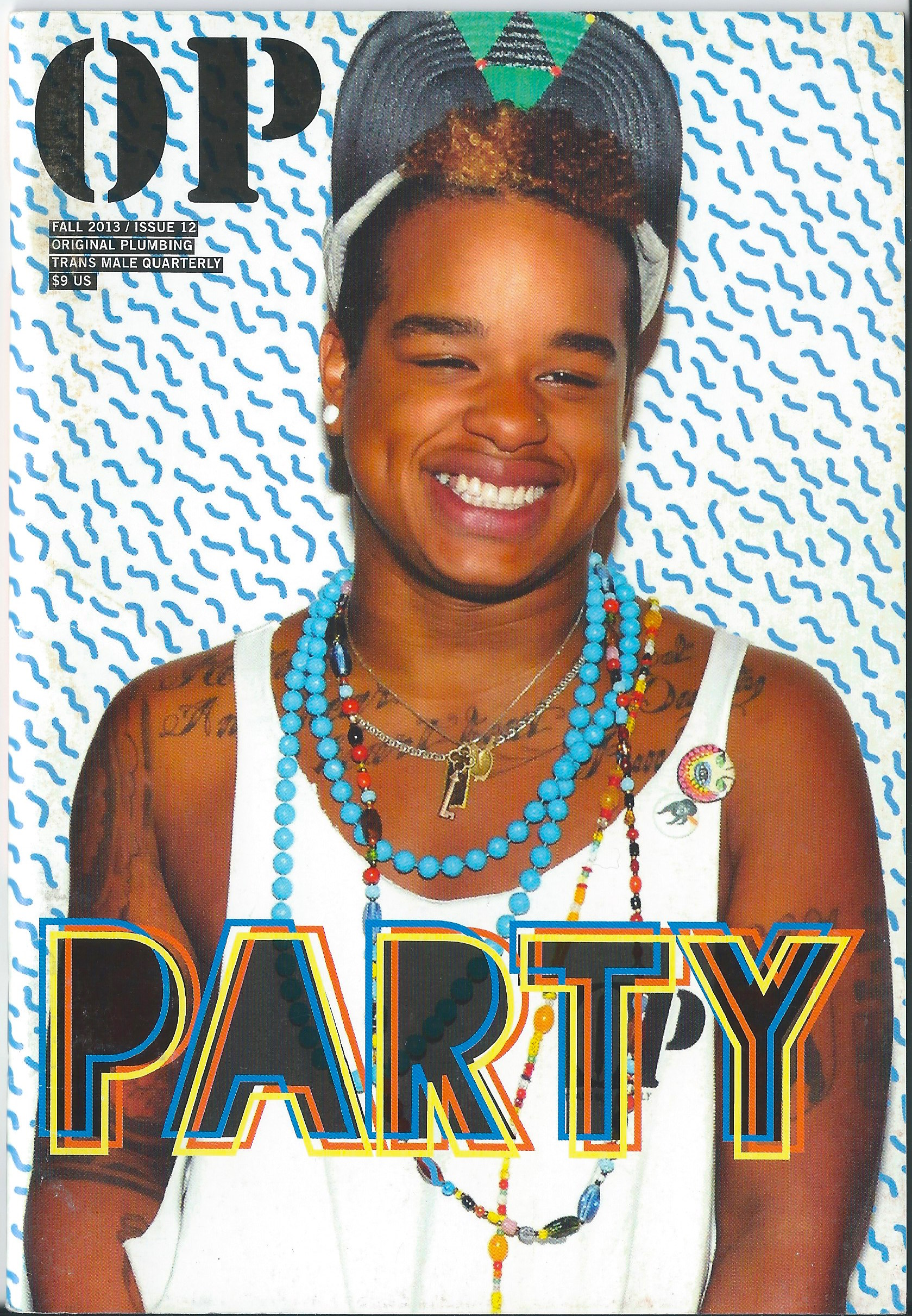 OP #12, Photographed by Amos Mac