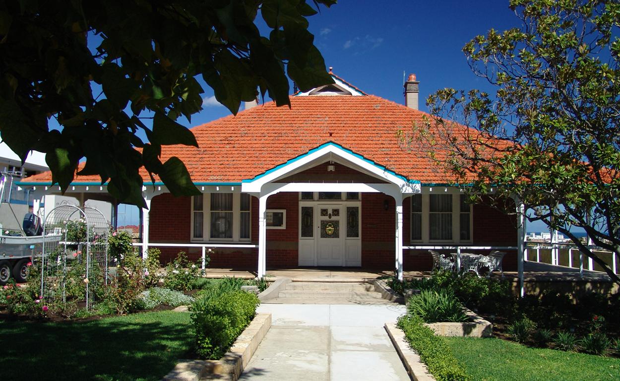 Ferniehurst House