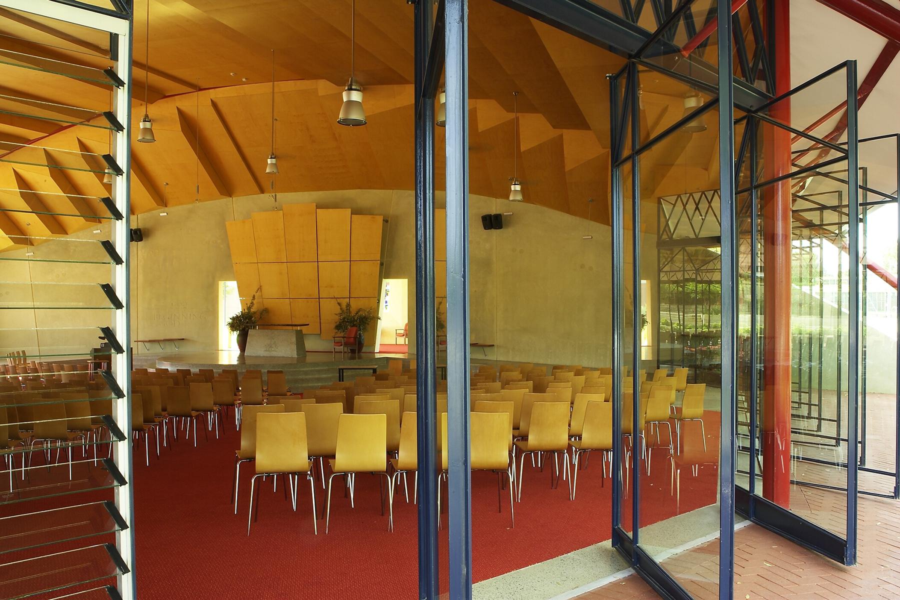2005 Australian Steel Institute WA award   winnerchapel of st brigid -