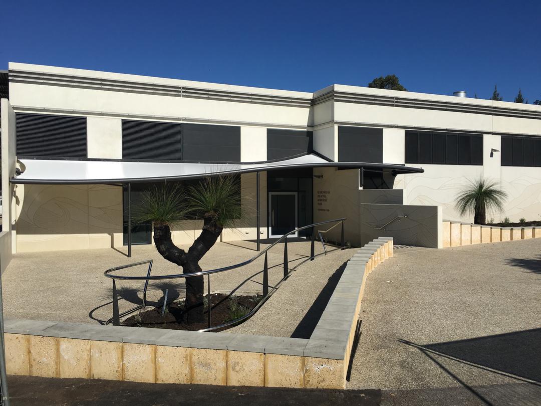 Crematorium, Rockingham Regional Memorial Park