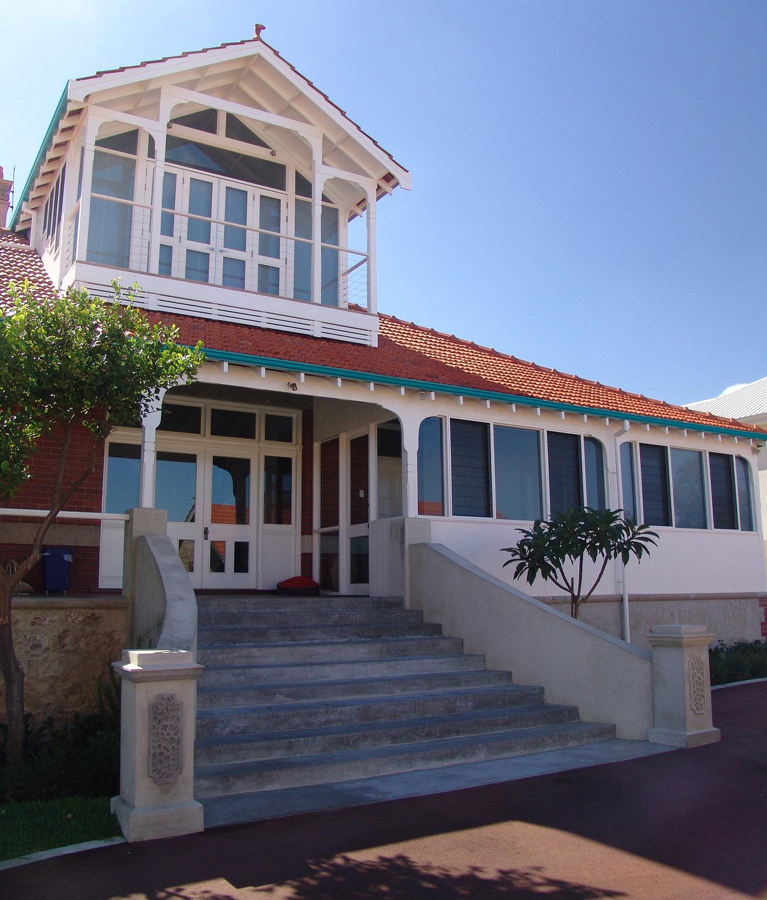 2005 City of Fremantle Heritage Award  Special CommendationFERNIEHURST -