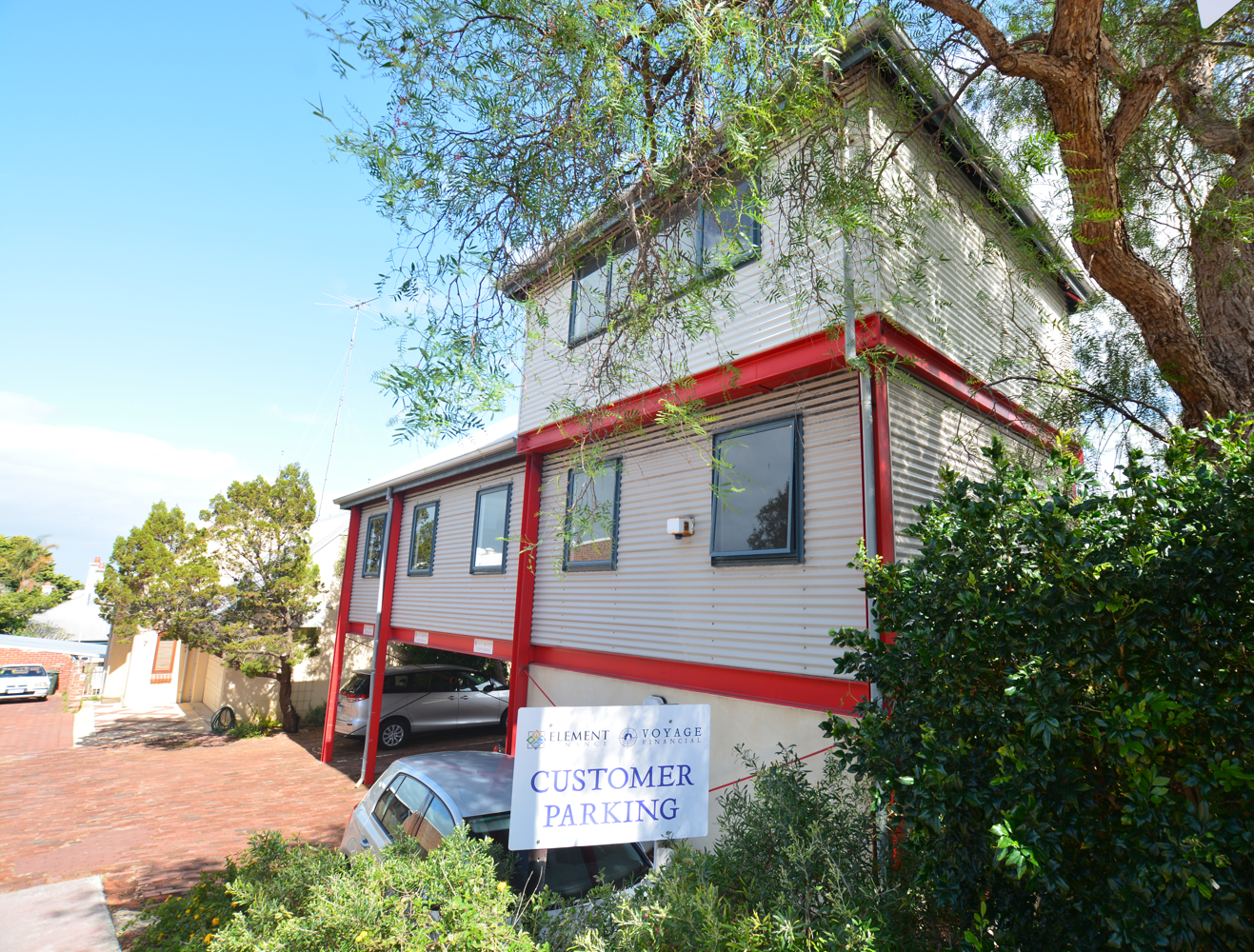 1997 City of Fremantle Heritage Award  Commendationfremantle migrant resource centre -