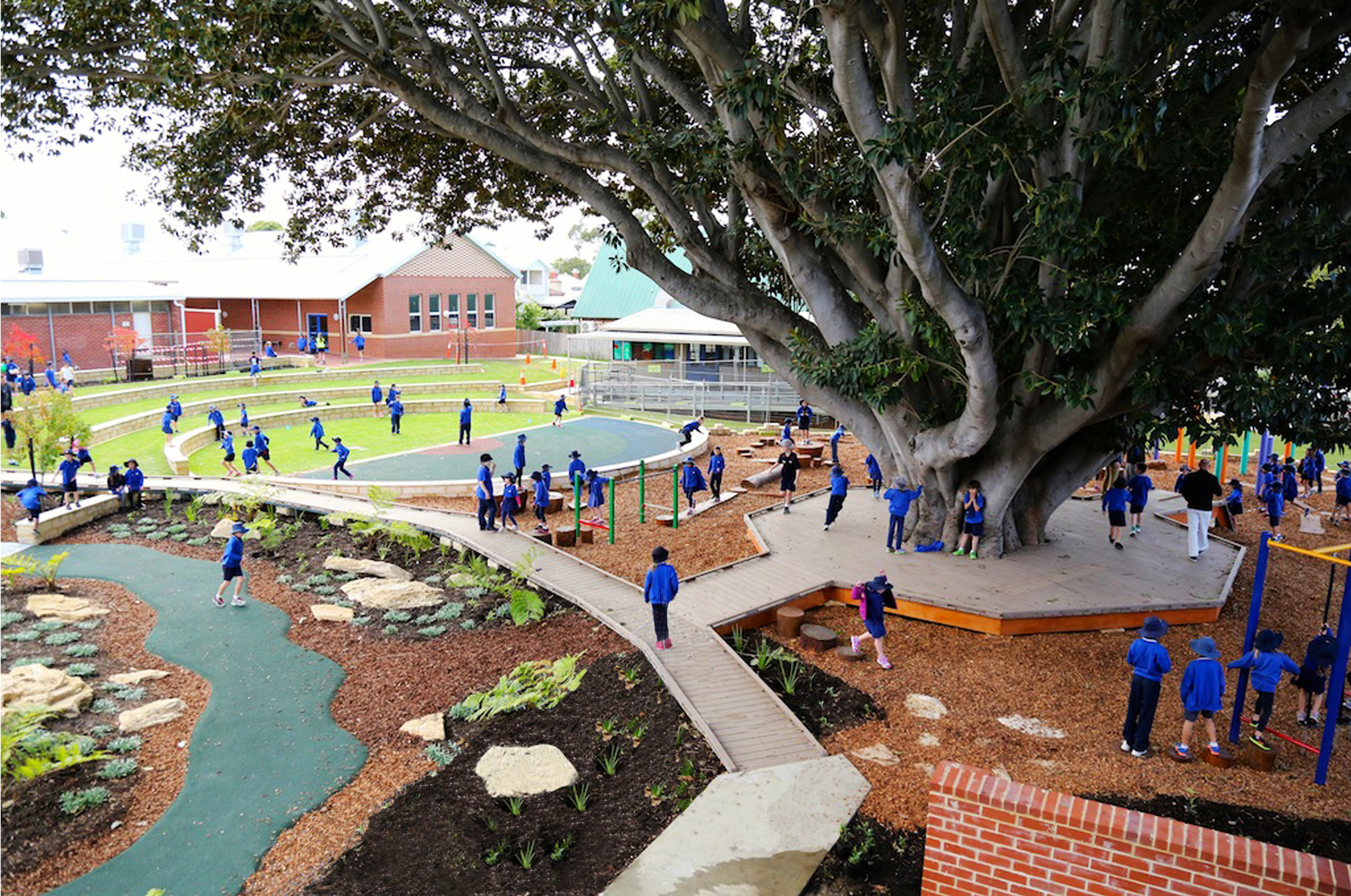 West Leederville Primary School | Slavin Architects