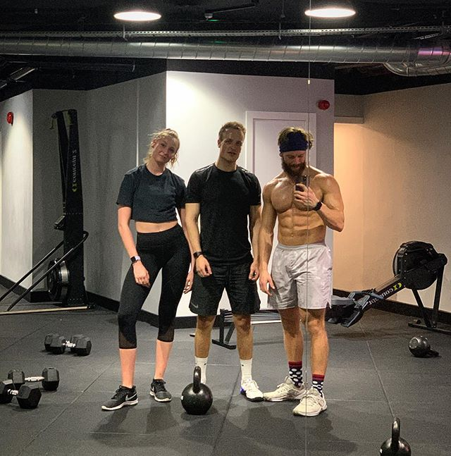 MASSIVE SHIFT TODAY!  @ollieonhealth_ @emilycharlottefitness @360athletic  #training #360athletic #beyourathlete #personaltrainer #londonpersonaltrainer #functionaltraining #gym #workout #fitness