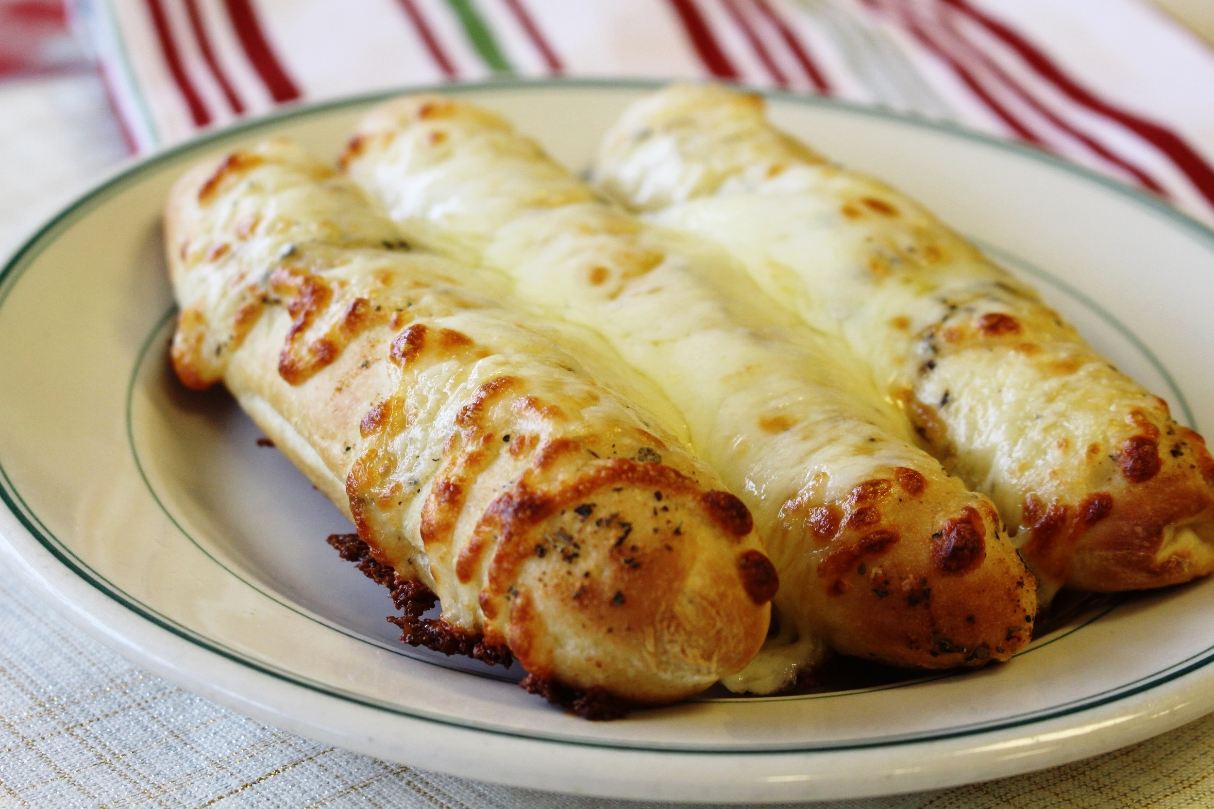 Cheesy Breadsticks