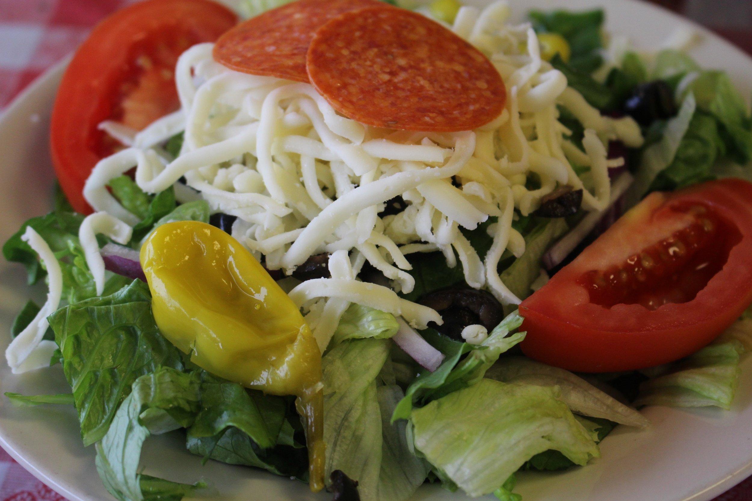 Italian Deluxe Salad