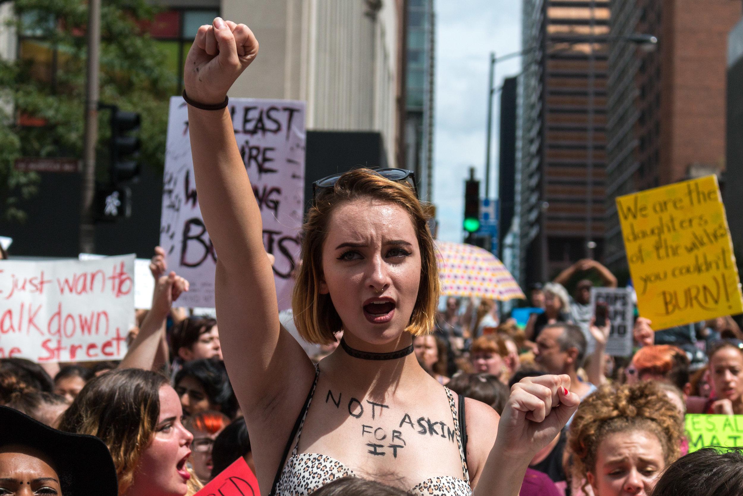 SlutWalk Chicago