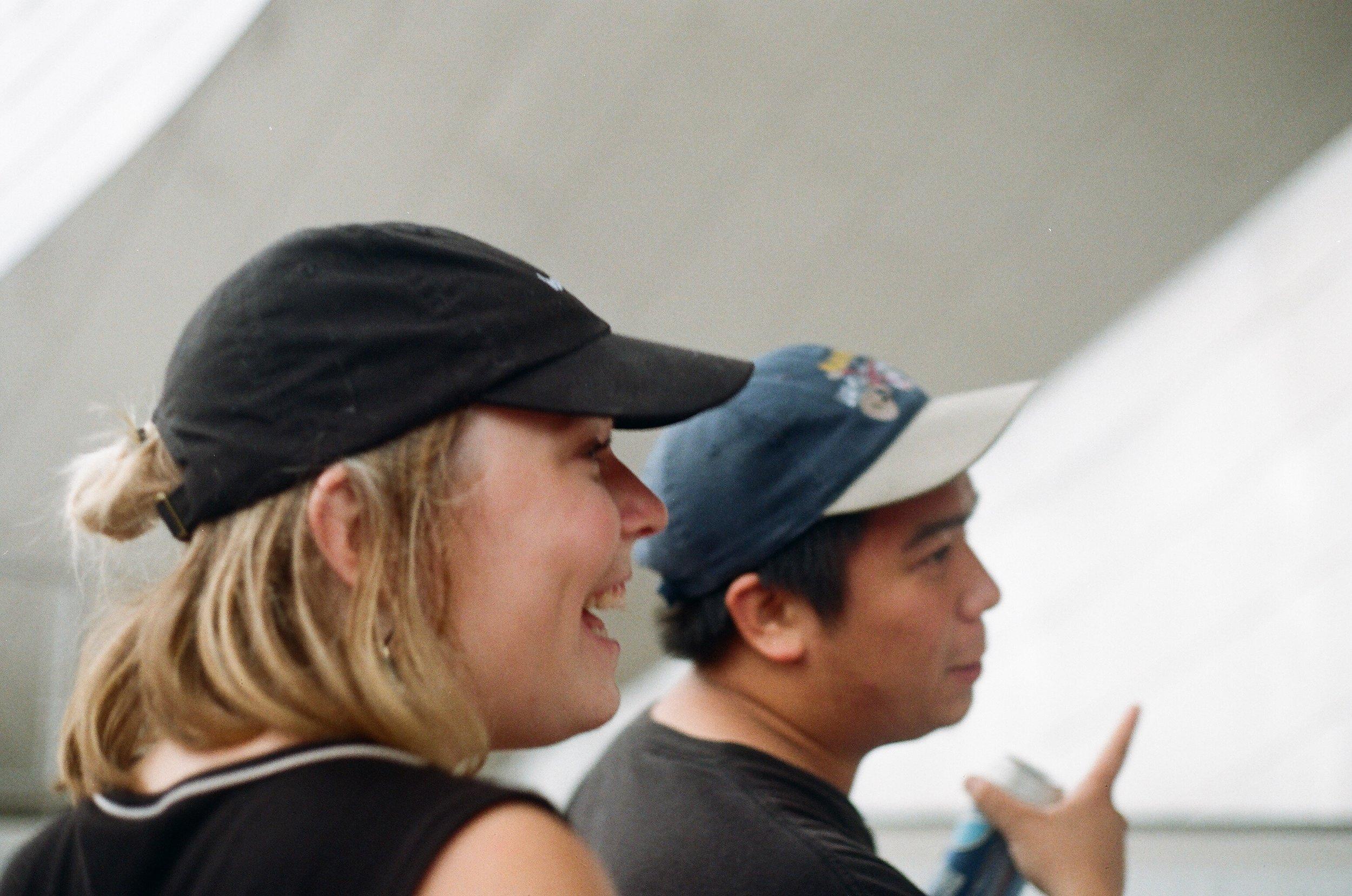 Mackenzie and Kevin